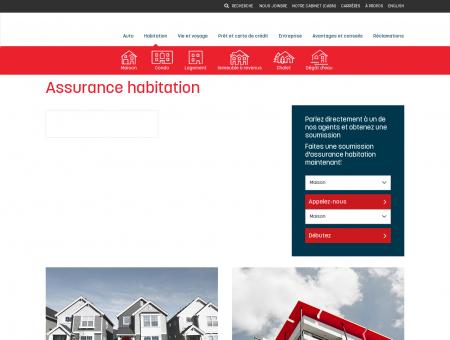 Assurance maison - Soumission assurance...