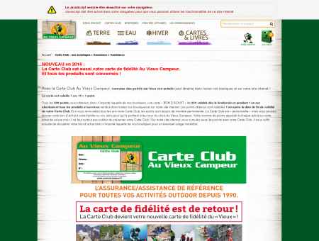 Carte Club : ses avantages + Assurance +...