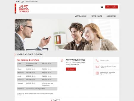 Assurance Generali - ACTIV'ASSURANCES...
