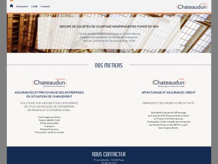 Groupe Chateaudun  Société de courtage en...