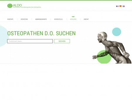 osteopathe longwy