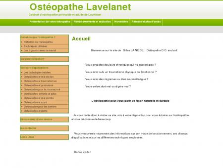 osteopathe lavelanet