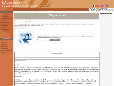 osteopathe cugnaux