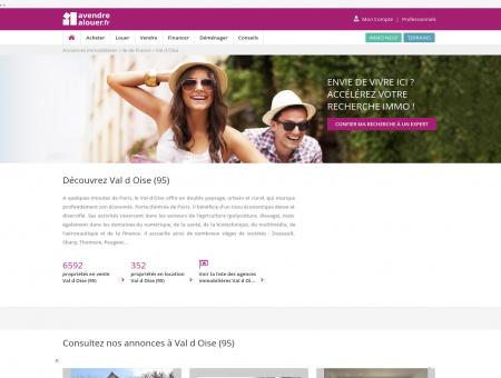 Immobilier Val d Oise | Annonces immobilières...