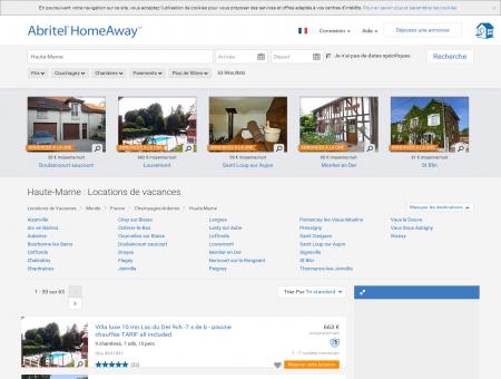 Location Vacances Haute Marne, location...