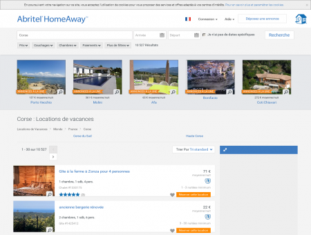 Locations Vacances Corse | abritel.fr