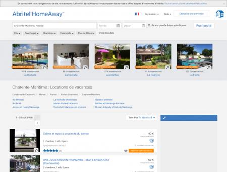 Location Vacances Charente Maritime,...