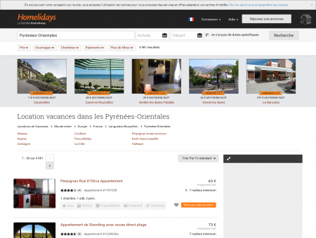 location pyr�n�es-orientales
