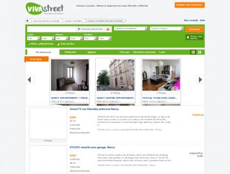 Location appartement Meurthe-et-Moselle &...
