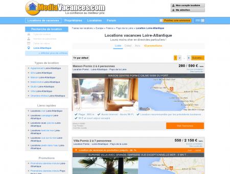 LOCATIONS VACANCES LOIRE-ATLANTIQUE:...