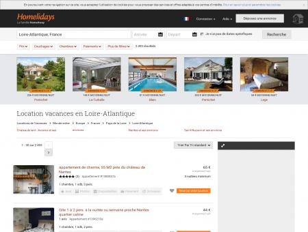 Location vacances en Loire-Atlantique :...