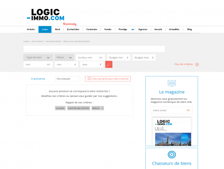 Location Saint Nicolas | logic-Immo.com