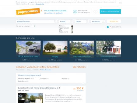 Location Poitou-Charentes - Toutes les...