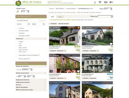 Location de vacances Luz-Saint-Sauveur -...
