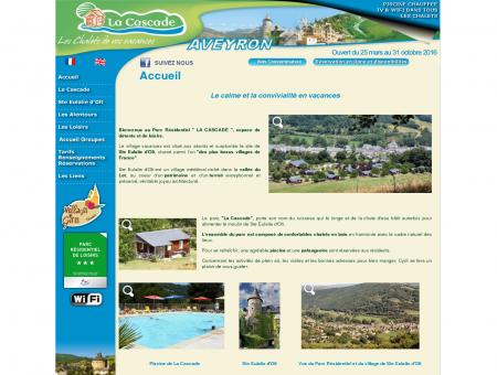 Location de vacances en Aveyron à Sainte...
