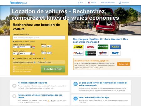 Location Voiture des 7/J - Réservez sans frais d'annulation.