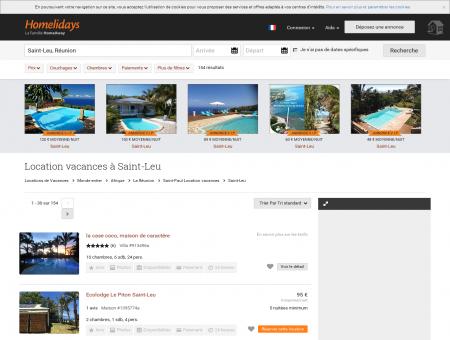 Location vacances à Saint-Leu : location...