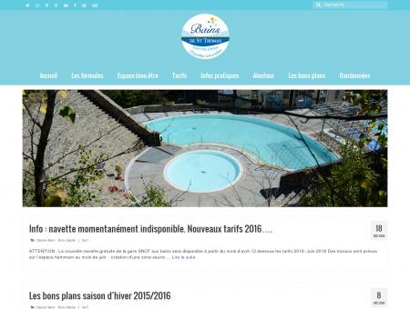 Bains de Saint-Thomas