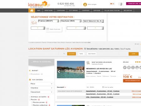 LOCATION SAINT SATURNIN LÈS AVIGNON :...