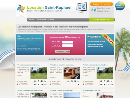 location saint-rapha�l