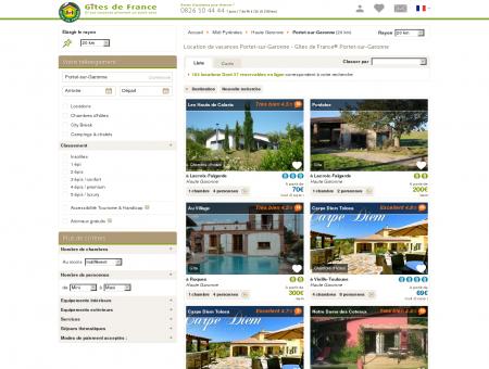 Location de vacances Portet-sur-Garonne -...