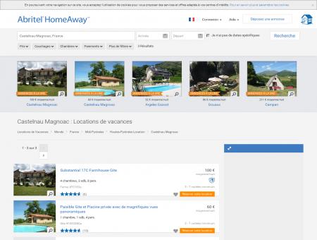 Location vacances Castelnau Magnoac :...