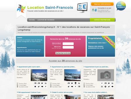 Location Saint-Francois : 39 locations...