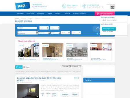 Location Villepinte - Toutes les annonces de...