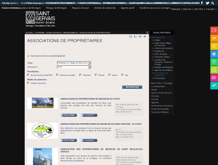 Associations de propriétaires - Site officiel de...