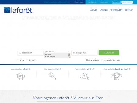 Immobilier Villemur sur tarn - Agence...