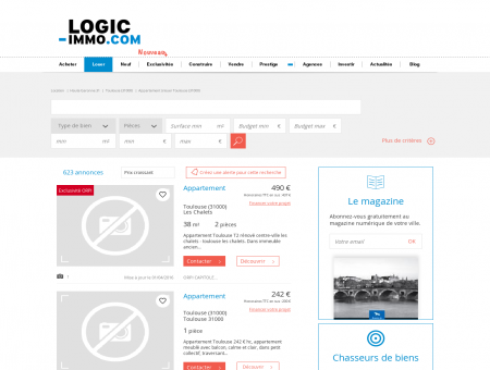 Location Toulouse | logic-Immo.com