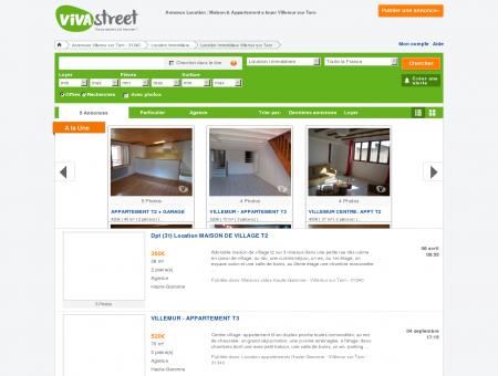 Location appartement Villemur sur Tarn &...