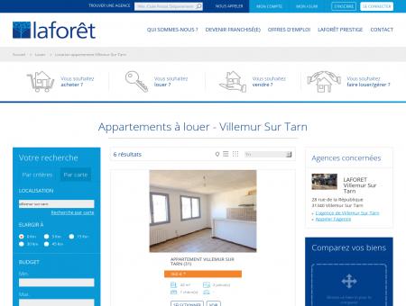 Location immobilier Villemur sur tarn : Maison ...