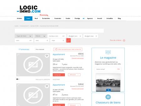 Location Saint Jean | logic-Immo.com