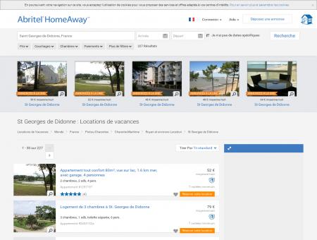 Location Vacances Saint Georges de Didonne,...