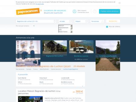 Location Bagnères-de-Luchon (31110) -...