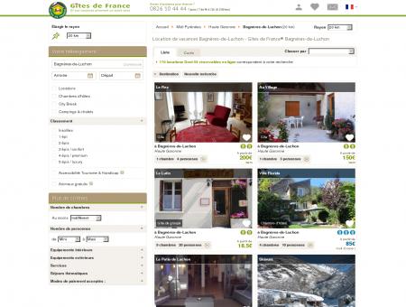 Location de vacances Bagnères-de-Luchon -...