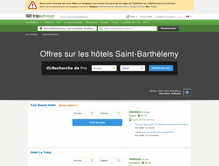Location St Barthelemy - Vous visitez Saint-Barthélemy?