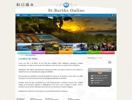 Location de Villas par les Propriétaires | St...