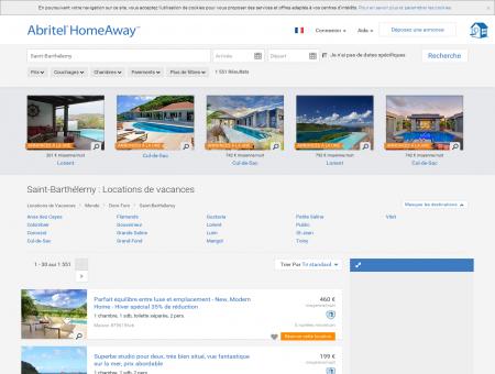 Location vacances à Saint-Barthélemy : toutes...