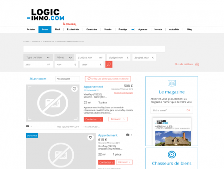 Location Viroflay | logic-Immo.com