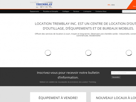 Location Tremblay Centre de Location D'Outils