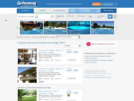 Location Vacances Tarascon-sur-ariège -...
