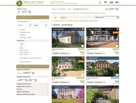 Location de vacances Verneuil-sur-Avre -...