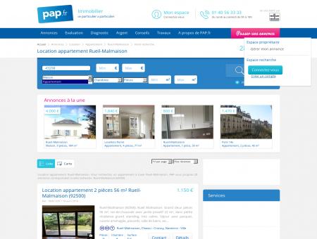 Location appartement Rueil-Malmaison -...