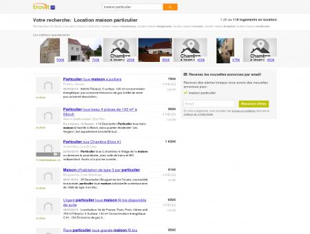 comparateur de services d 39 annonces immobili res de tournay. Black Bedroom Furniture Sets. Home Design Ideas