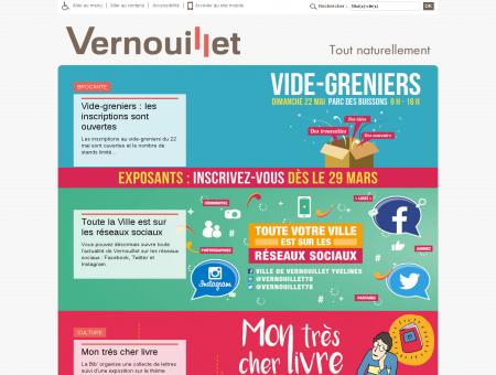Accueil - Mairie de Vernouillet