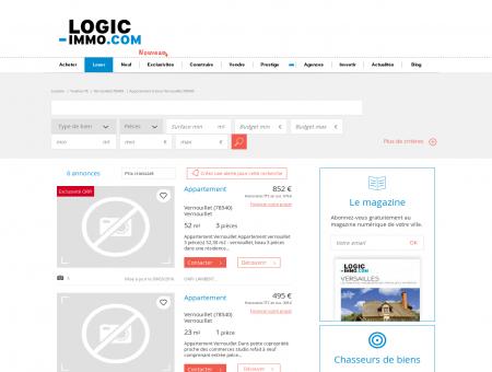 Appartement Vernouillet   logic-Immo.com