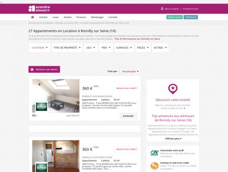 Location Appartement Romilly sur Seine (10) |...