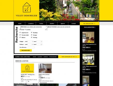 BIENS EN LOCATION - Agence Immobilière -...